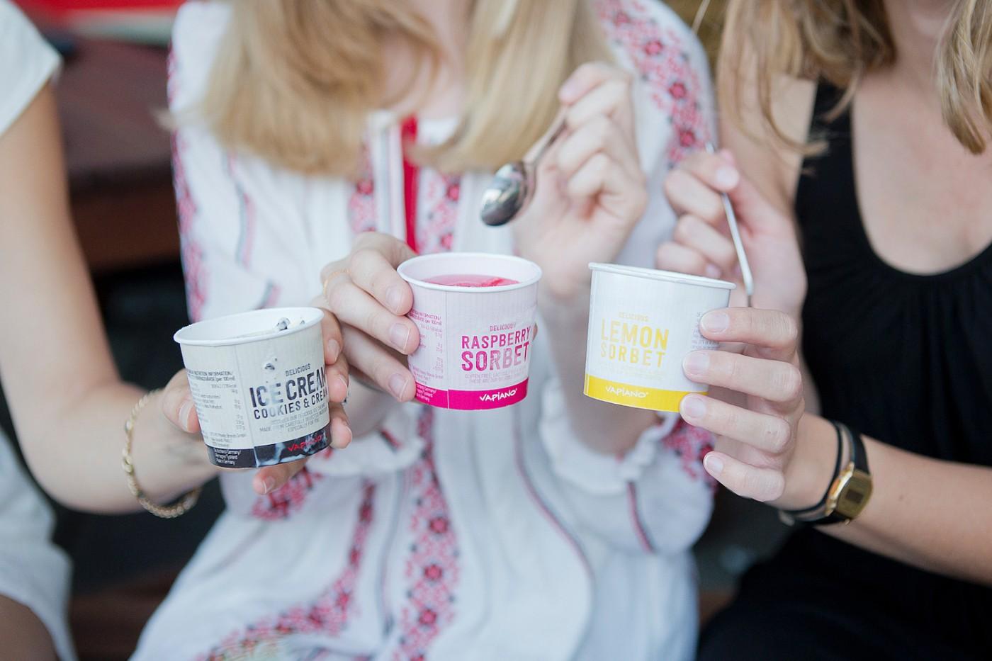 vapiano ice cream _ vapiano zuckerfrei _ vapiano sorbet _ vapiano münchen _ restaurants münchen