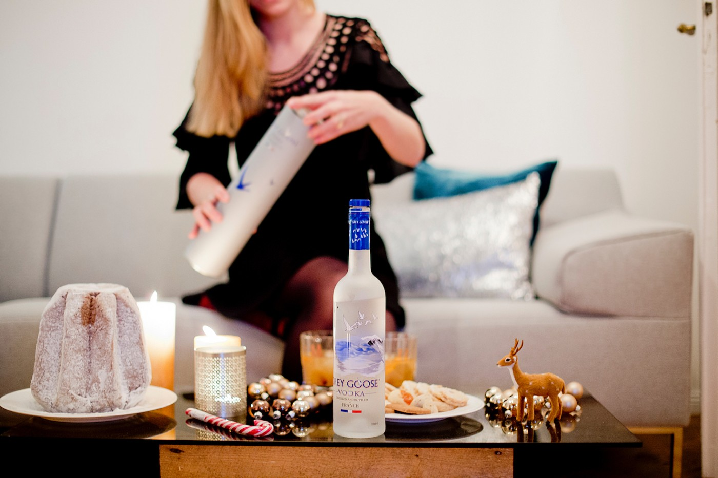 Weihnachtlicher Mädelsabend mit Grey Goose – Grey Goose Vodka – Grey Goose Winter Collection