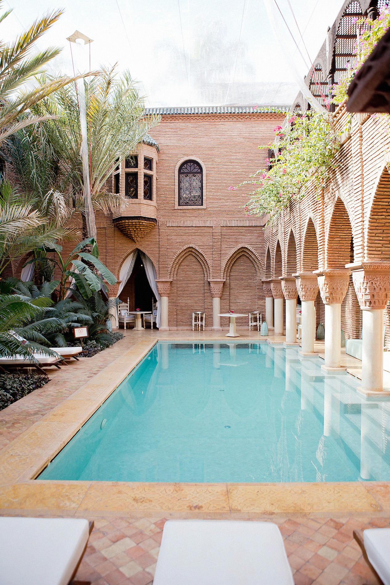 la sultana marrakech spa royal hammam