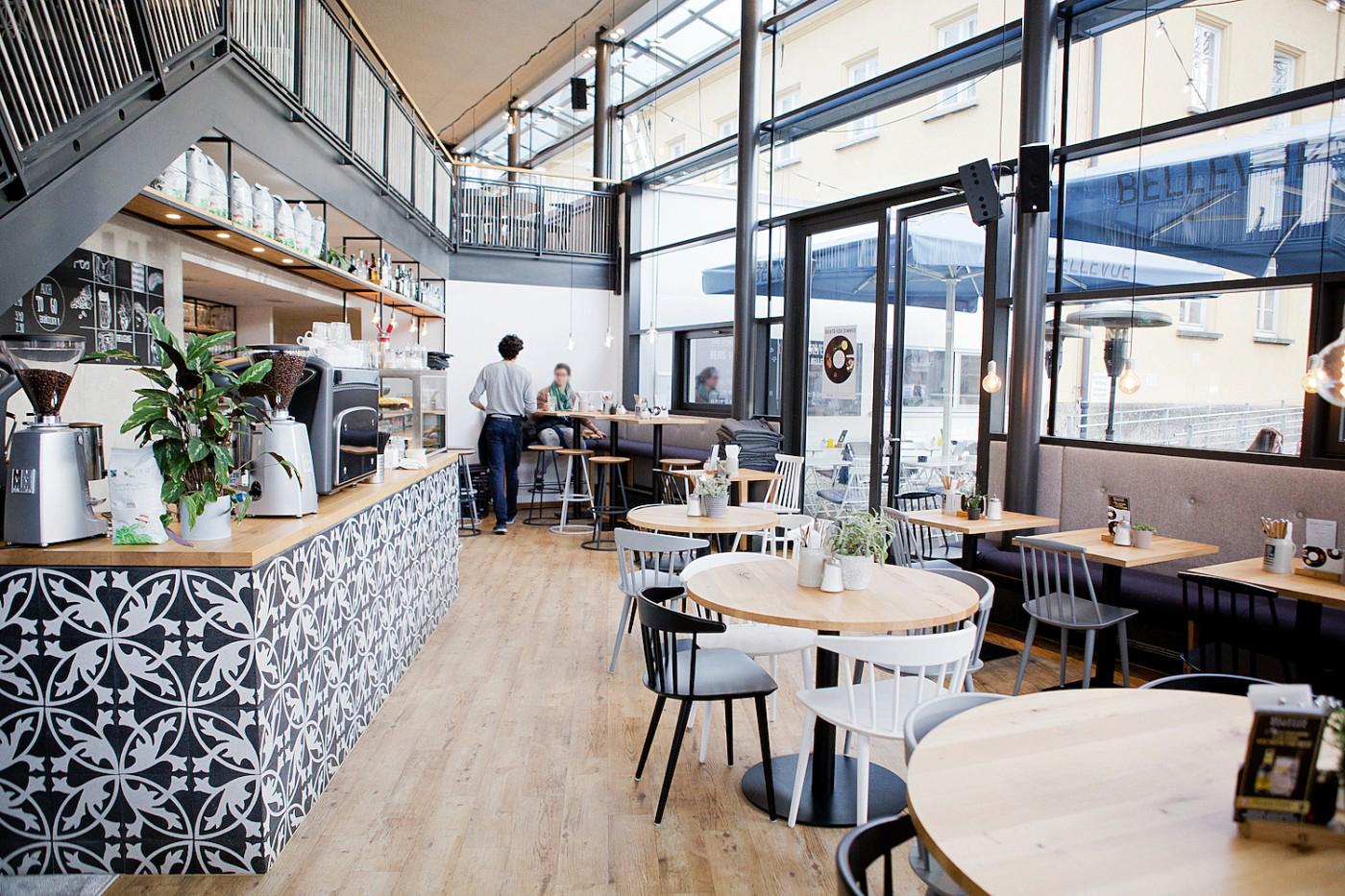 Restaurants In Munich Bellevue Munchen At Nordbad