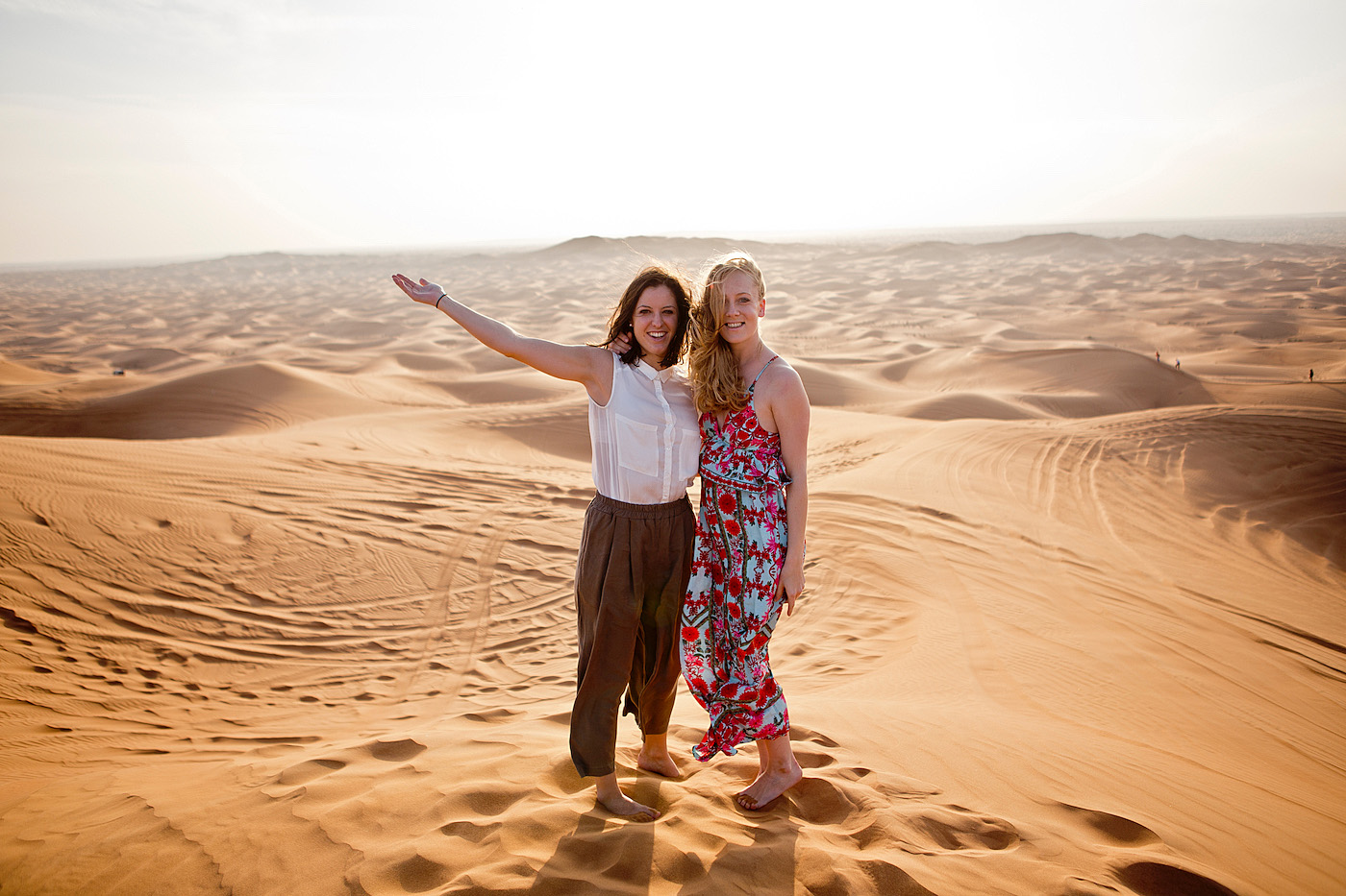 one week in Dubai _ visit dubai _ UAE _ VAE _ visit united arab emirates _ Evening Desert Safari Dubai _ desert dubai