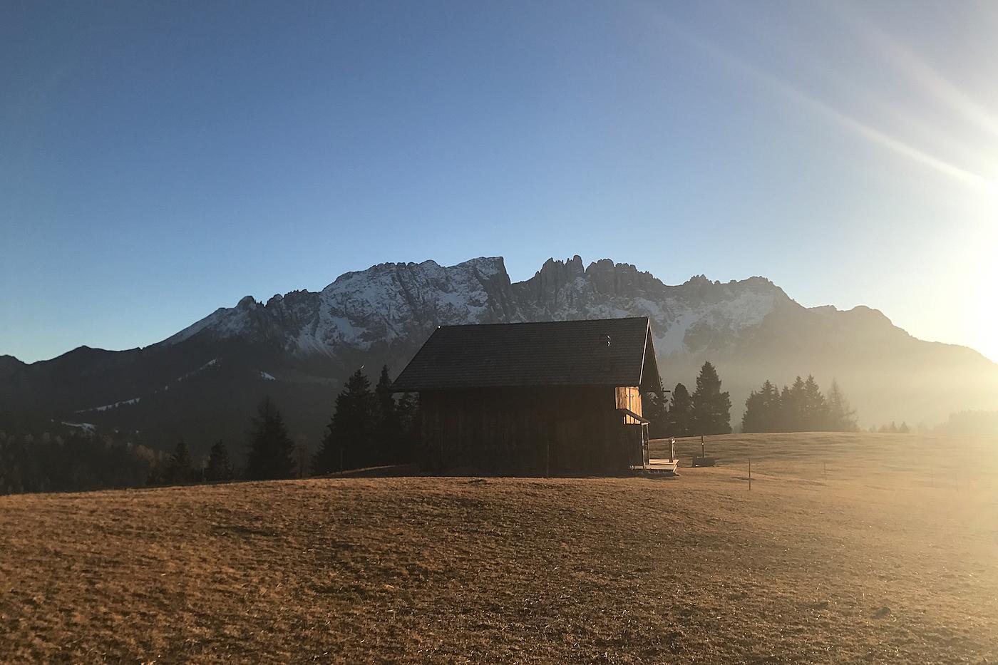 skiwoche südtirol _ Tscheiner Hütte Karerpass, winterholidays south tyrol - winterferien südtirol,