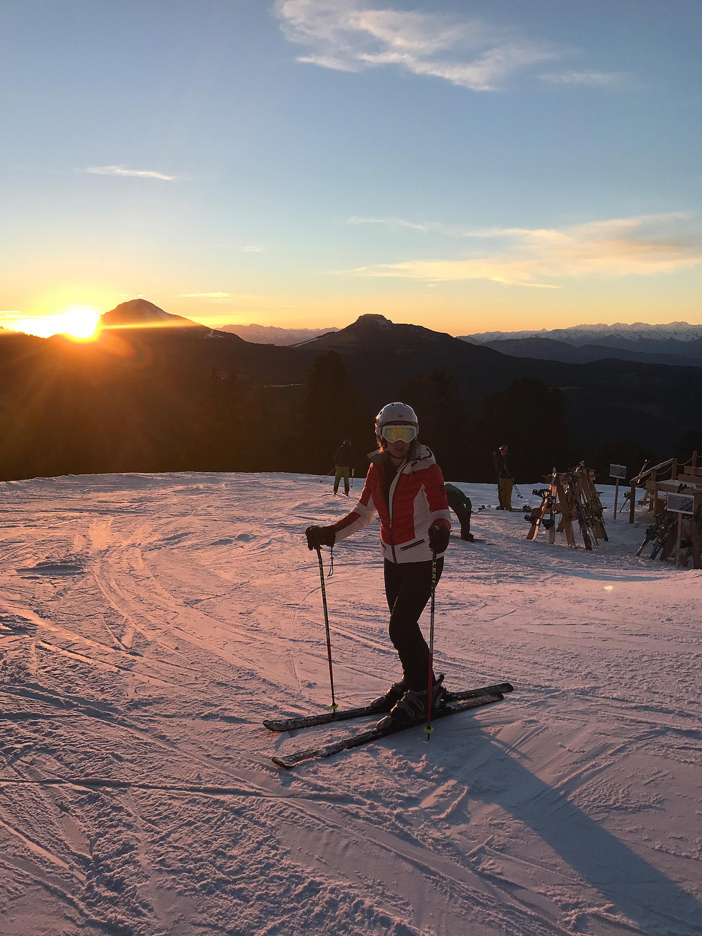 skiwoche südtirol _ winterholidays south tyrol - winterferien südtirol, obereggen, skifahren obereggen, skicenter latemar pampeago _ mayerl alm