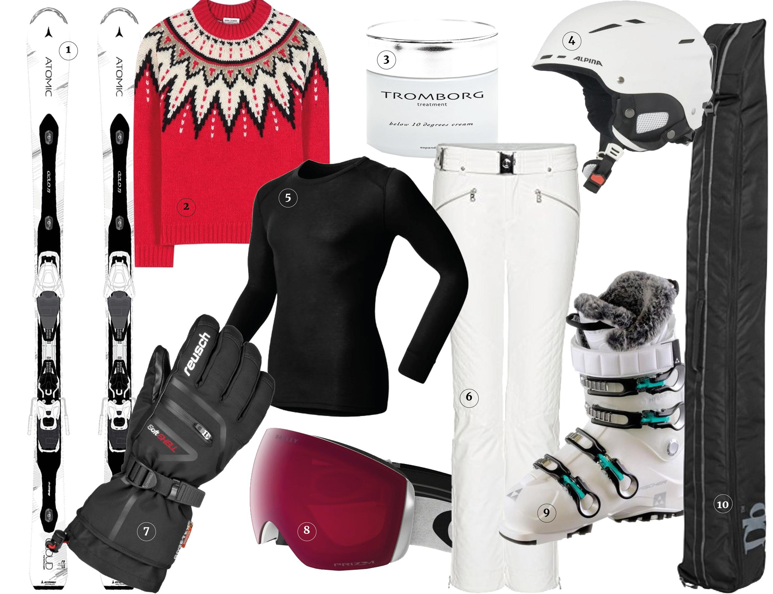 Ski cravings _ Ski Zubehör _ Ski Ausrüstung _ Oakley Prizm