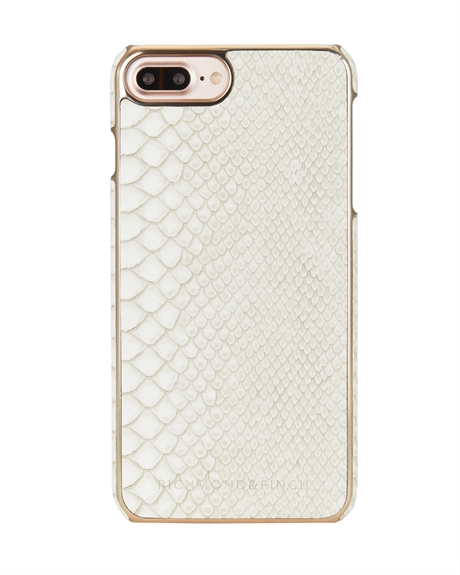 Richmond & Finch snake skin case |  snake skin phone case