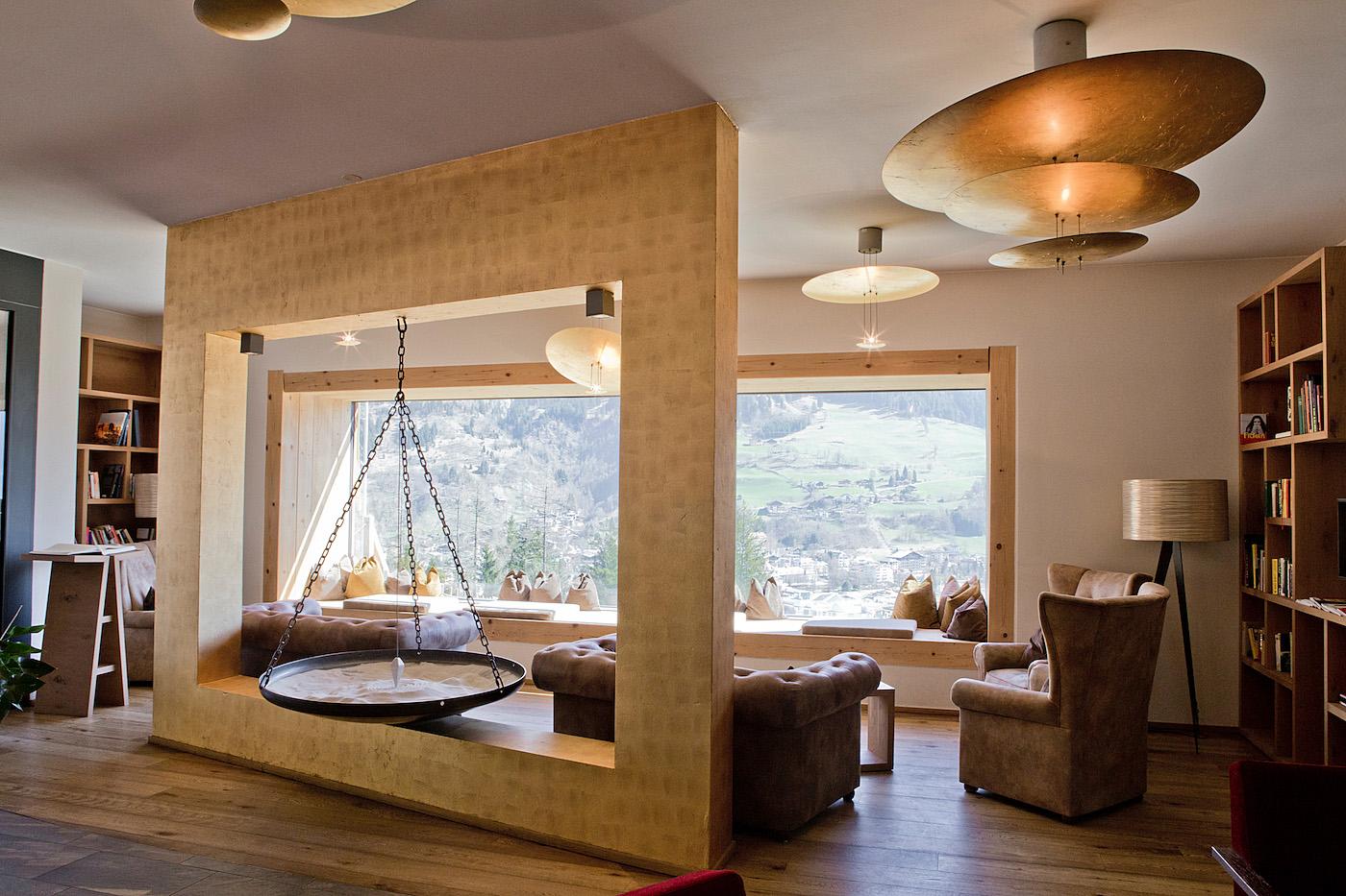 Fein fashionable design bad hofgastein hotel fotos die for Design hotel salzburger land