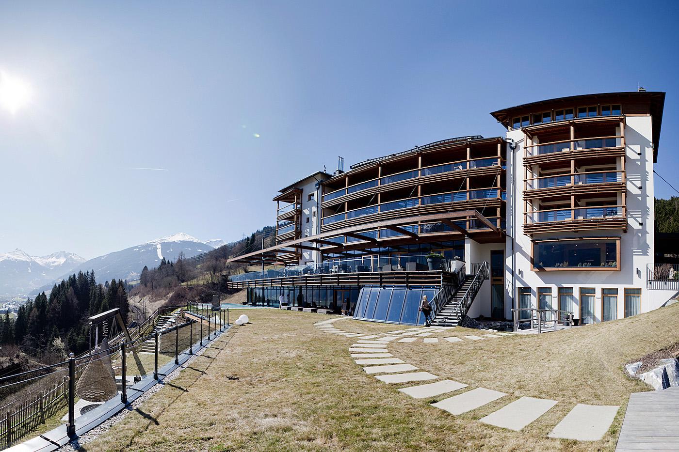 English das goldberg in salzburger land 4 design hotel for Design hotel salzburger land