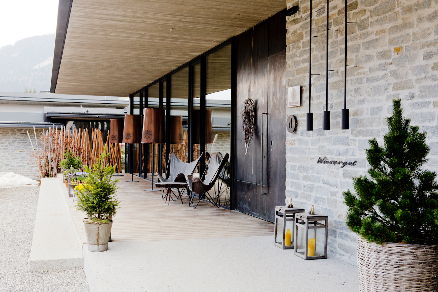Wiesergut 5 sterne design hotel saalbach hinterglemm for Designhotel wiesergut