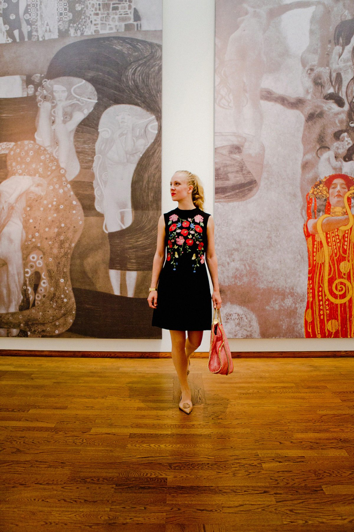 www.thegoldenbun.com |MuseumsQuartier Wien, MQ Wien, Mumok, Leopold Museum
