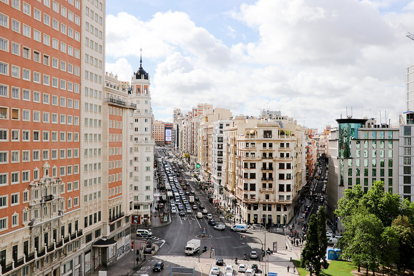 Barceló Torre de Madrid – <em>where to stay in Madrid</em>
