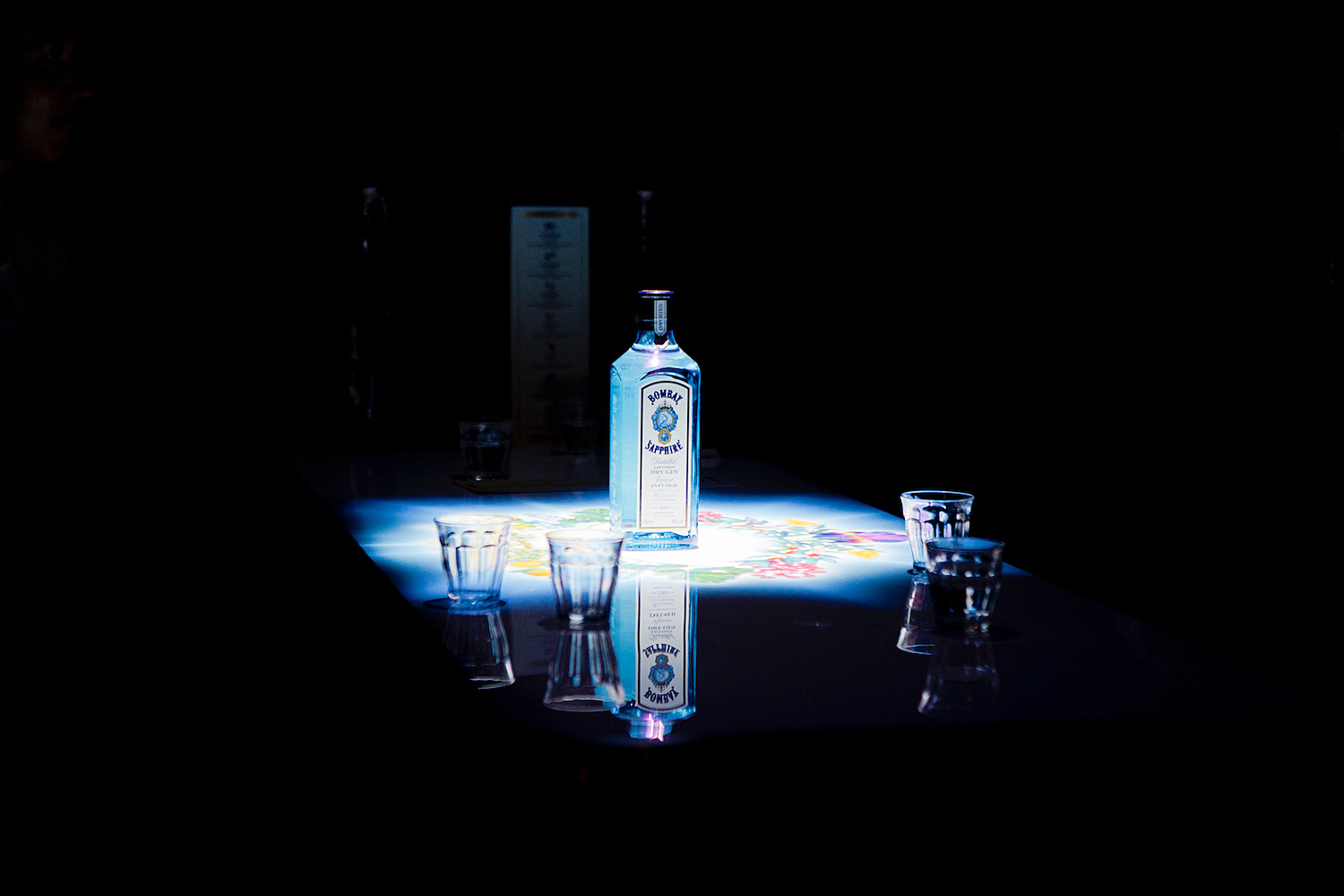 the golden bun | bombay sapphire The Grand Journey Deutschland