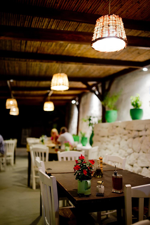 Kipos Arkassa |restaurants karpathos - eating on karpathos www.thegoldenbun.com