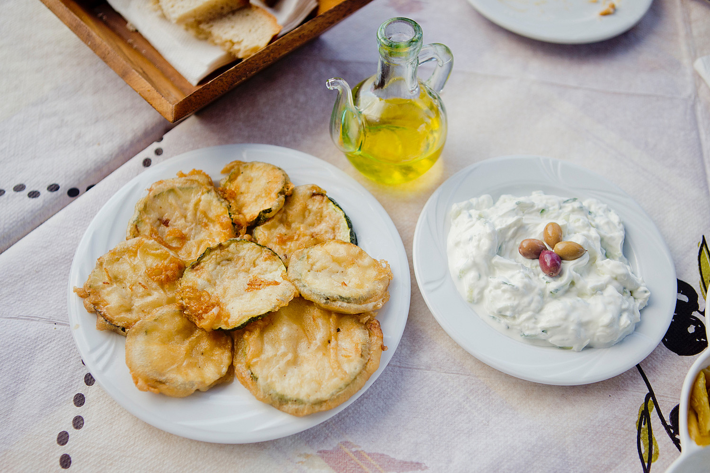 Drosia restaurant Olympos |restaurants karpathos - eating on karpathos www.thegoldenbun.com