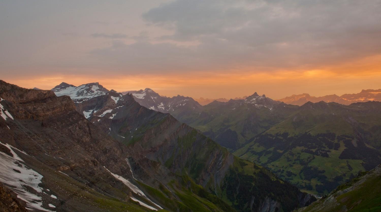 <em>#fromFlimswithLove</em> | Erste Hüttenübernachtung, der älteste Klettersteig der Schweiz und mit dem E-Bike zum Caumasee