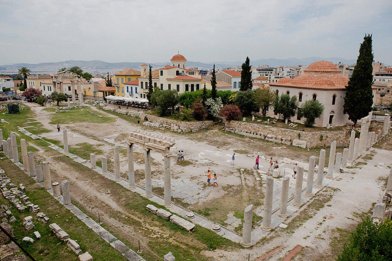 2 days in athens, Athens Guide, sightseeing in athens, Restaurant-Tipps für Athen | www.thegoldenbun.com