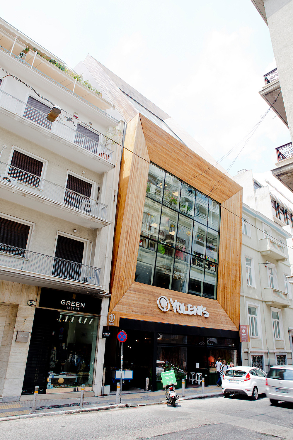 Athens Food Guide, where to eat in Athens, Restaurant-Tipps für Athen   www.thegoldenbun.com Yolemis