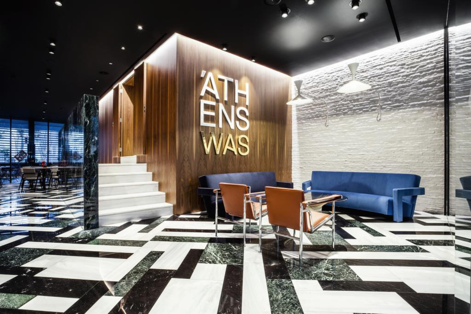 Hip and beautiful hotel in Athens – AthensWAS