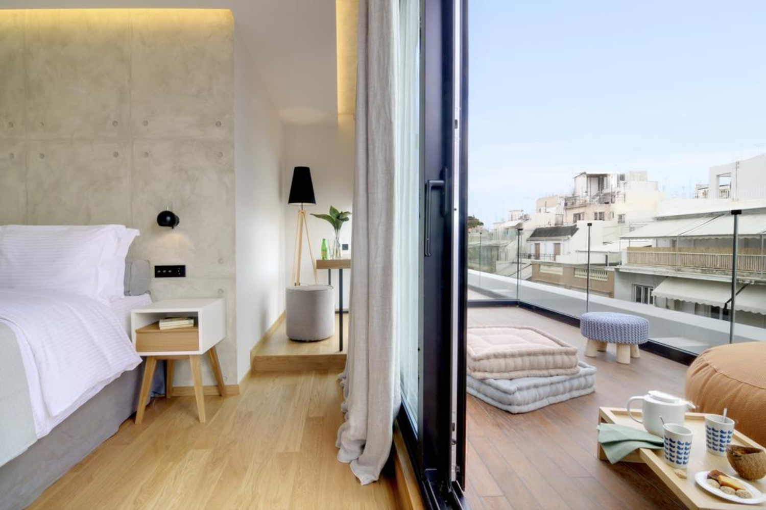 Hip and beautiful hotel in Athens – Coco-Mat Hotel Athens