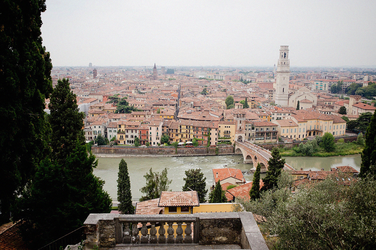 A mini guide to Verona & photo diary