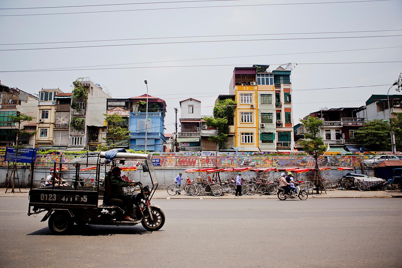 <em>Vietnam Rundreise Teil 6</em> <br>Zurück in Hanoi &#038; das Nachtleben auf der Bia Hoi Straße