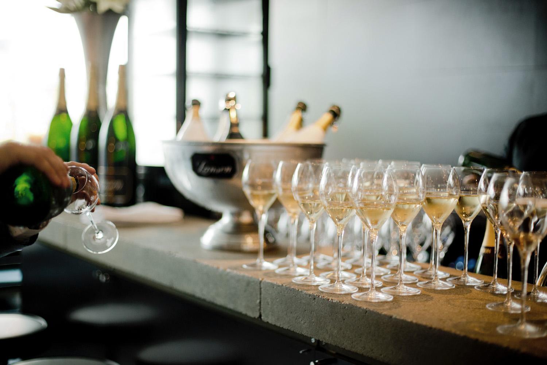Champagne Lanson Event Stuttgart, Cocktails with Champagne, The Golden Bun, Lifestyleblog München, Foodblog München, Drinkblog München