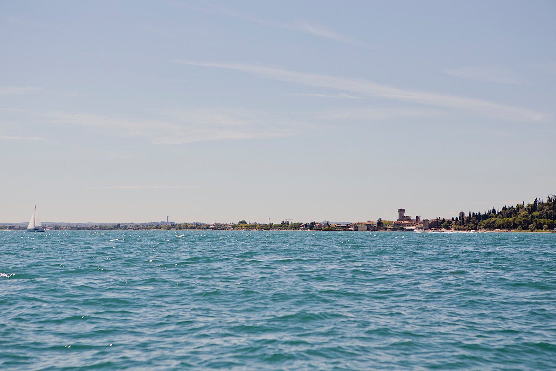 Sommer am Gardasee, Summer at Lago di Garda, Bootsausflug Gardasee Bardolino Gardasee Tipps