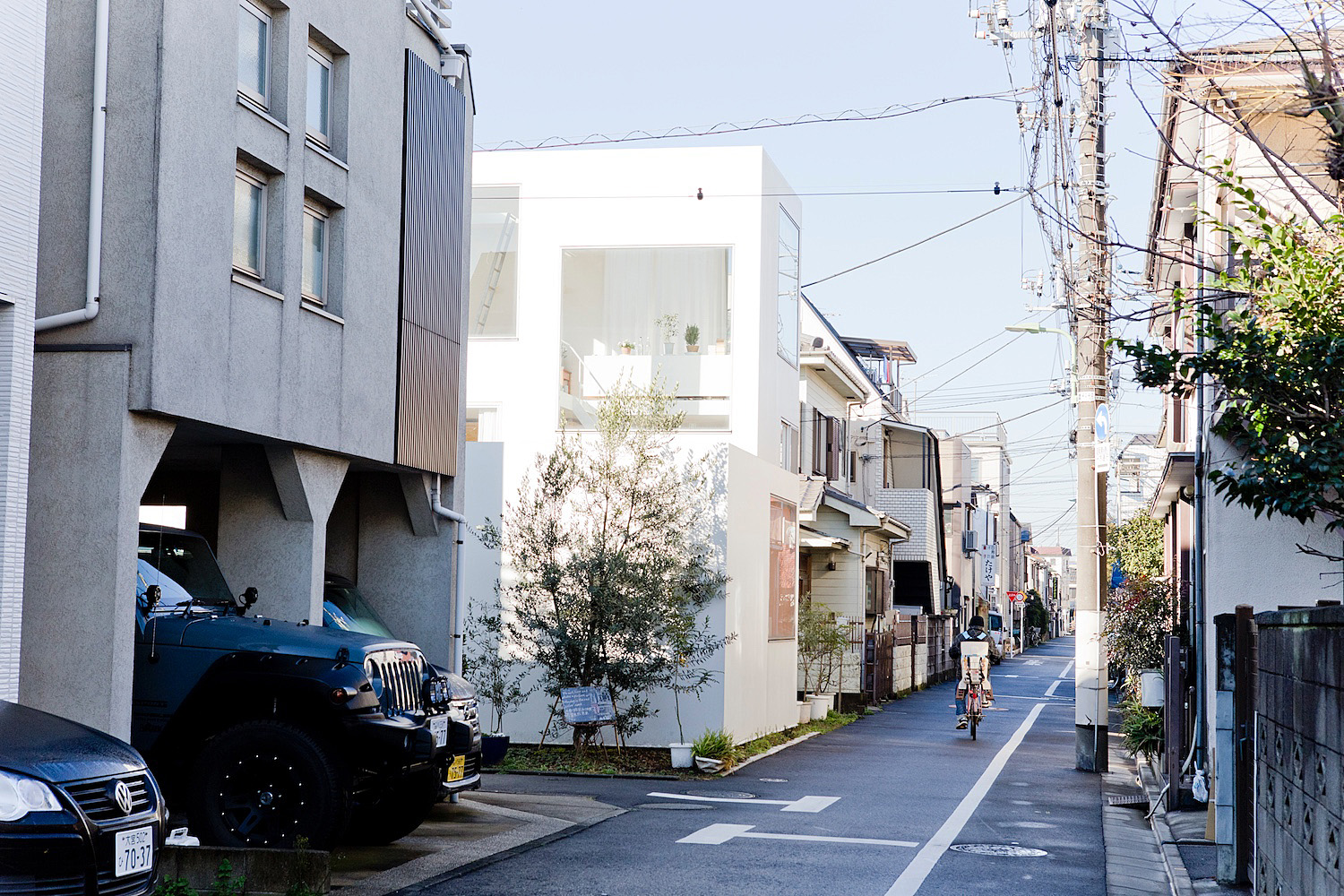 The Golden Bun's Guide to TOKIO | 48 hours in Tokio Moryama House Archdaily www.thegoldenbun.com