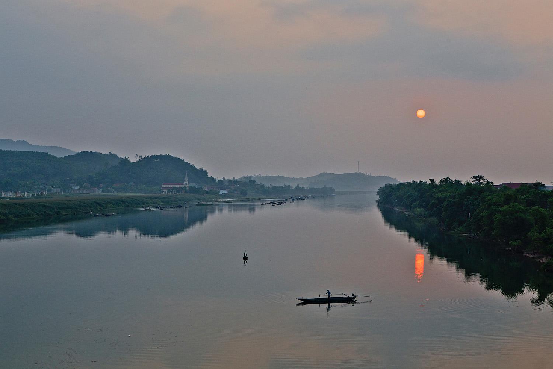 <em>Vietnam Roundtrip Part 3</em> <br>Central Vietnam – most scenic morning &#038; a sea of butterflies