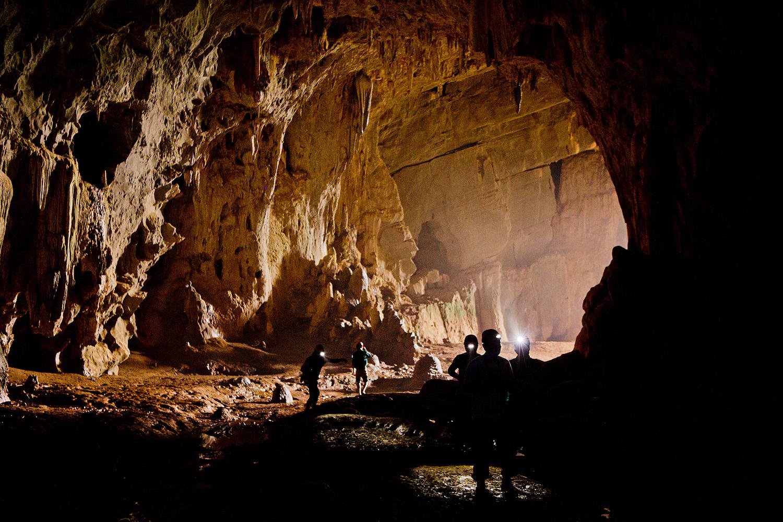 Tu Lan Cave Phong Nha-Kẻ Bàng National Park | 2 Wochen Vietnam Rundreise Phong Nha-Kẻ Bàng National Park - Vietnam round trip