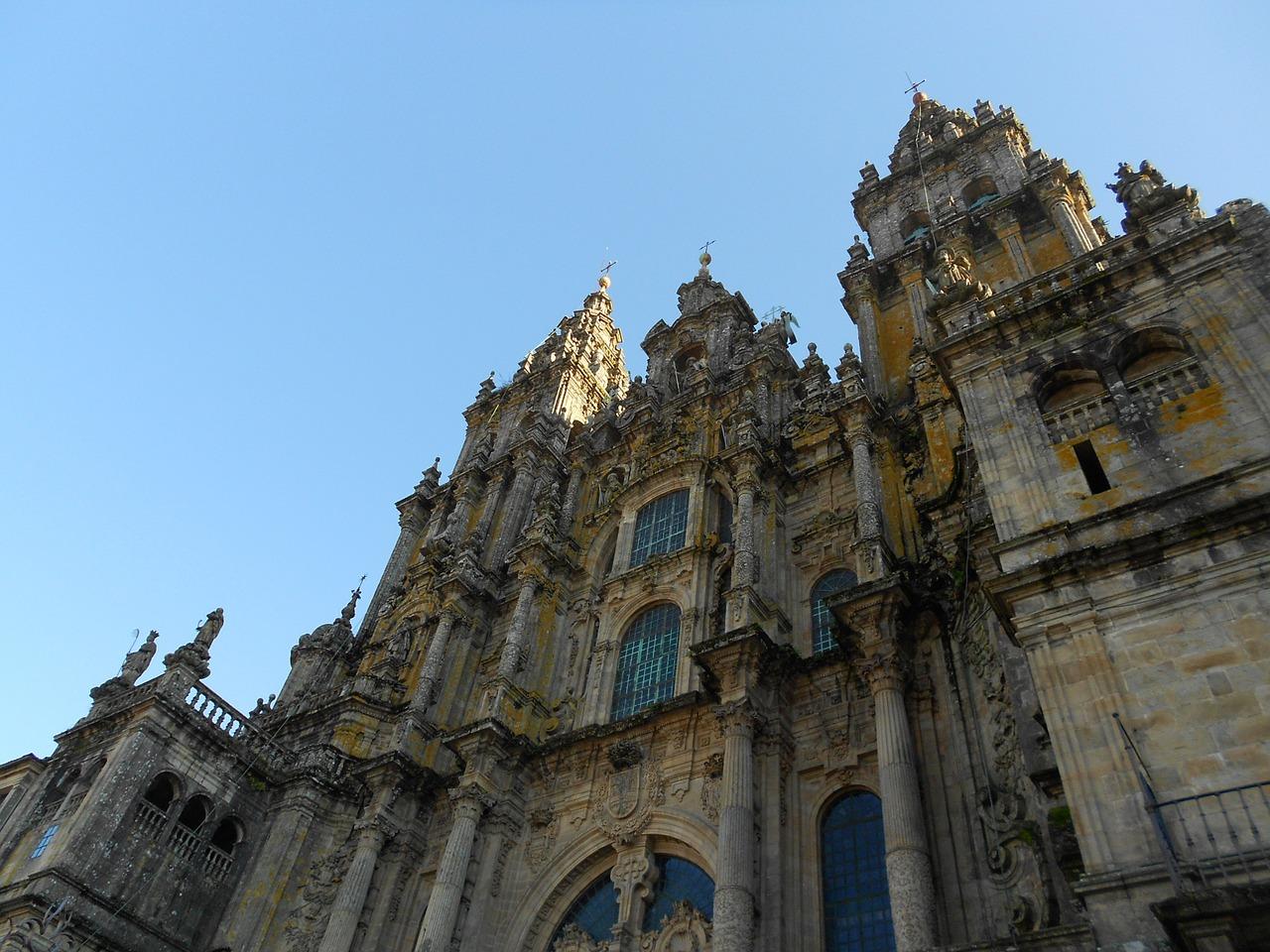 Galizien, Santiago de Compostela