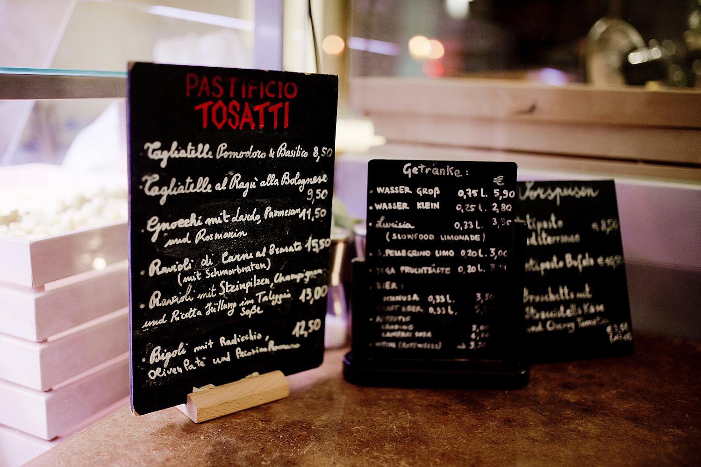 Pastificio Tosatti Prenzlauer Berg _ Italienisches Restaurant Berlin
