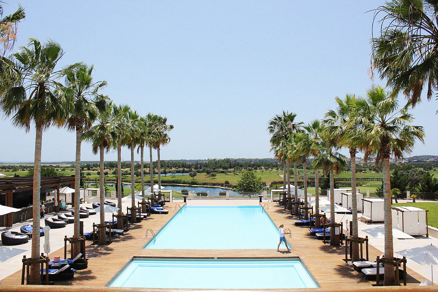 Algarve – golf hotel Anantara Vilamoura Algarve Resort