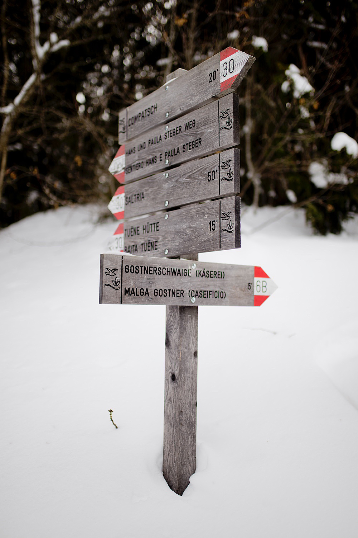 Gostner Schwaige _ Genusswandern Seiseralm _ hiking Alpe di Siusi