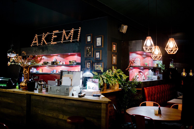 Akemi –Fusion dinner in Prenzlauerberg