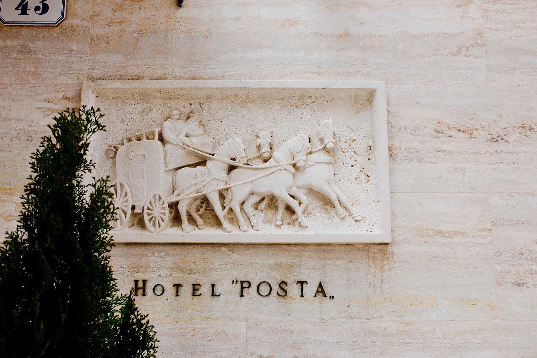 Blog the golden bun - Bagno vignoni hotel posta marcucci ...