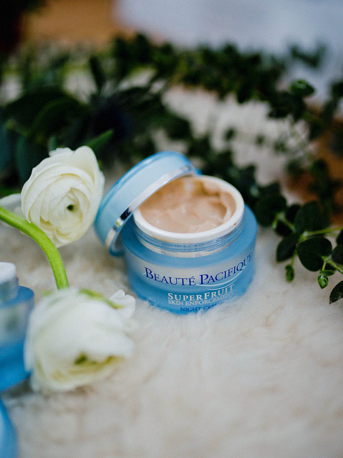 beaute pacifique super fruits day creme night creme dry skin