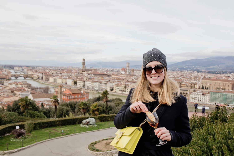 firenze vino santo cantuccini