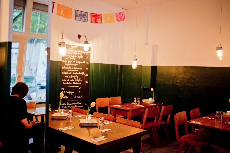 L'Eustache - French restaurant Berlin - restaurant Schillerkiez Berlin