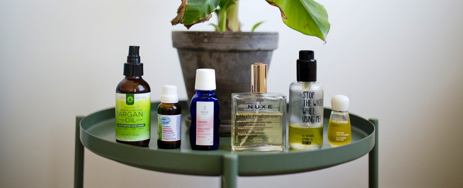 6 great beauty oils you'll love