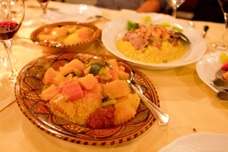 Restaurants in Munich | Geburtstags Dinner im Arabesk