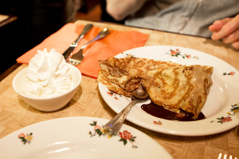 Restaurants in Paris | La Crêperie de Josselin