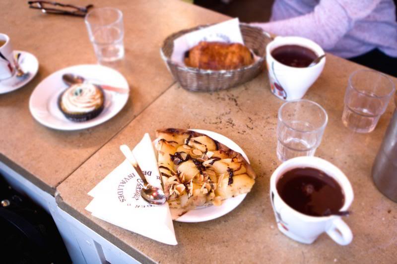Sweets in Paris |Le Boulanger des Invalides Jocteur