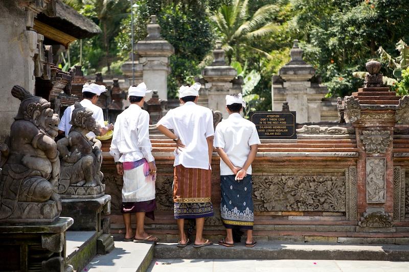 Bali Diary 11 | Pura Tirta Empul & Gunung Kawi