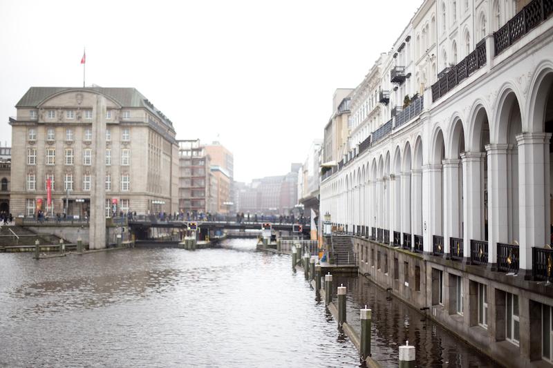 #thegoldenbunontour // Hamburg weekend getaway part one