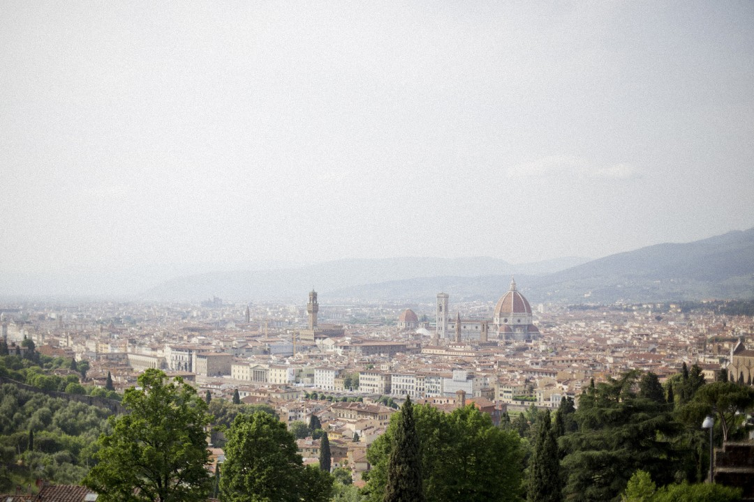 #thegoldenbunontour | 5 places to visit in Florence