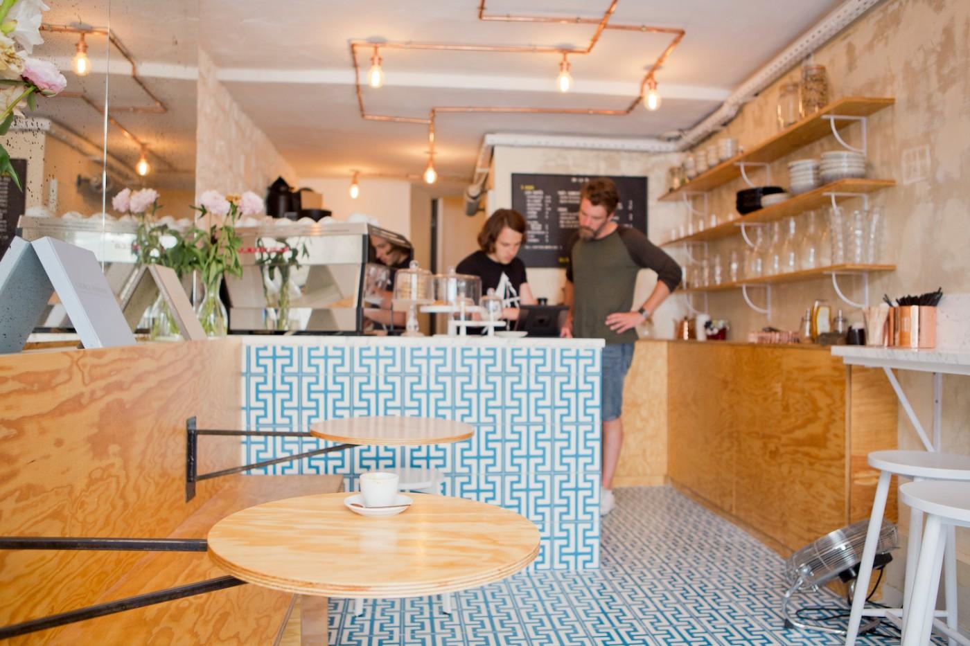 Cafés in Paris   Ob-La-Di