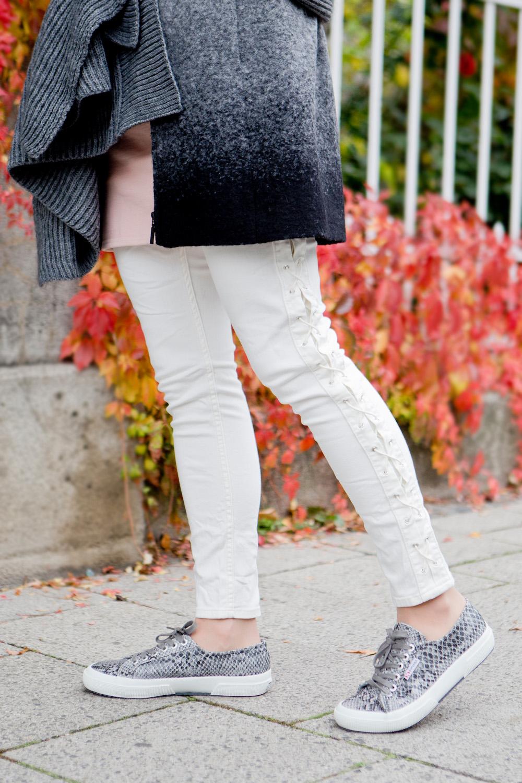 more and more mantel mit farbverlauf
