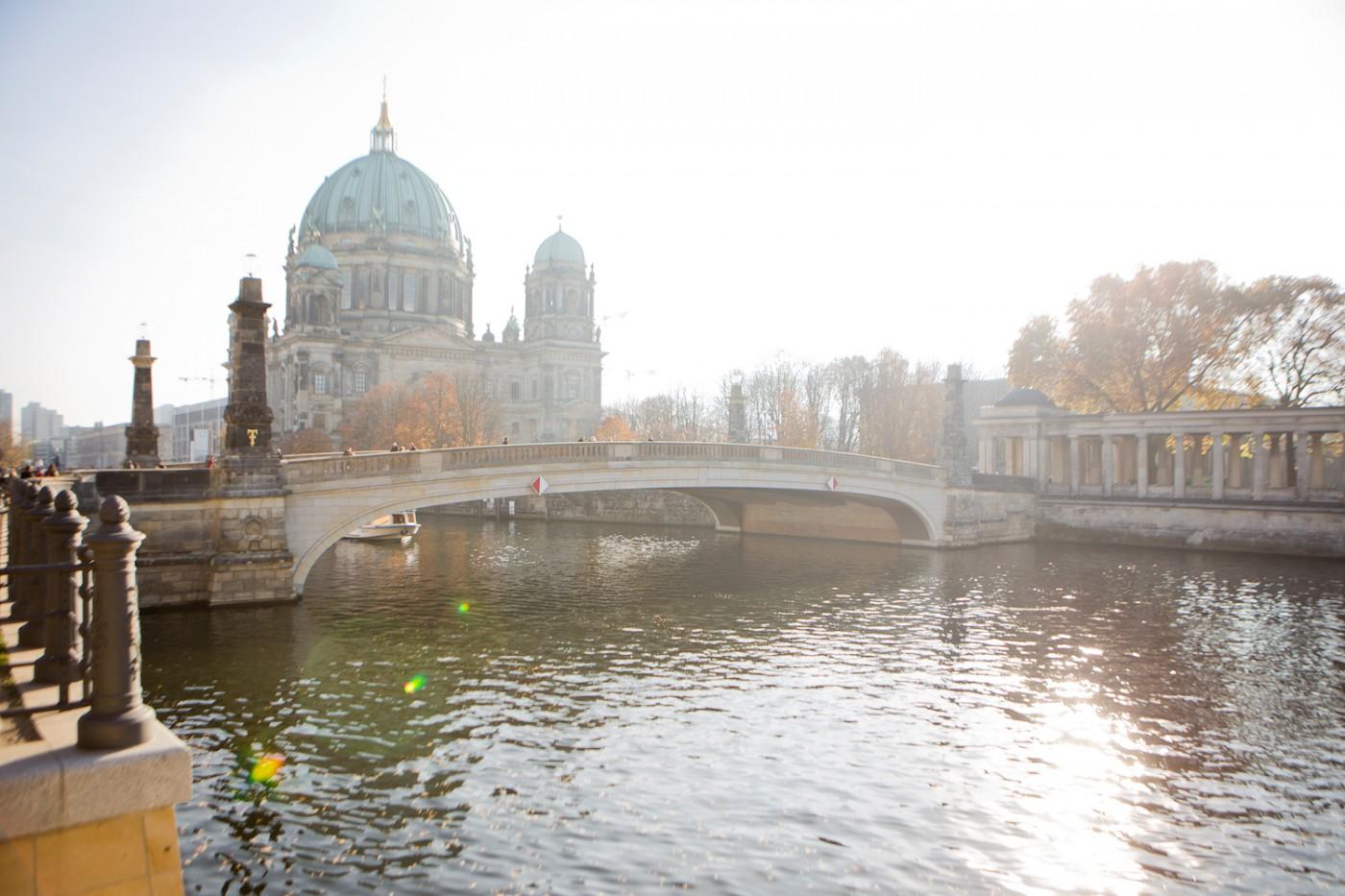 #thegoldenbunontour |62 hours in Berlin <em>Part one</em>