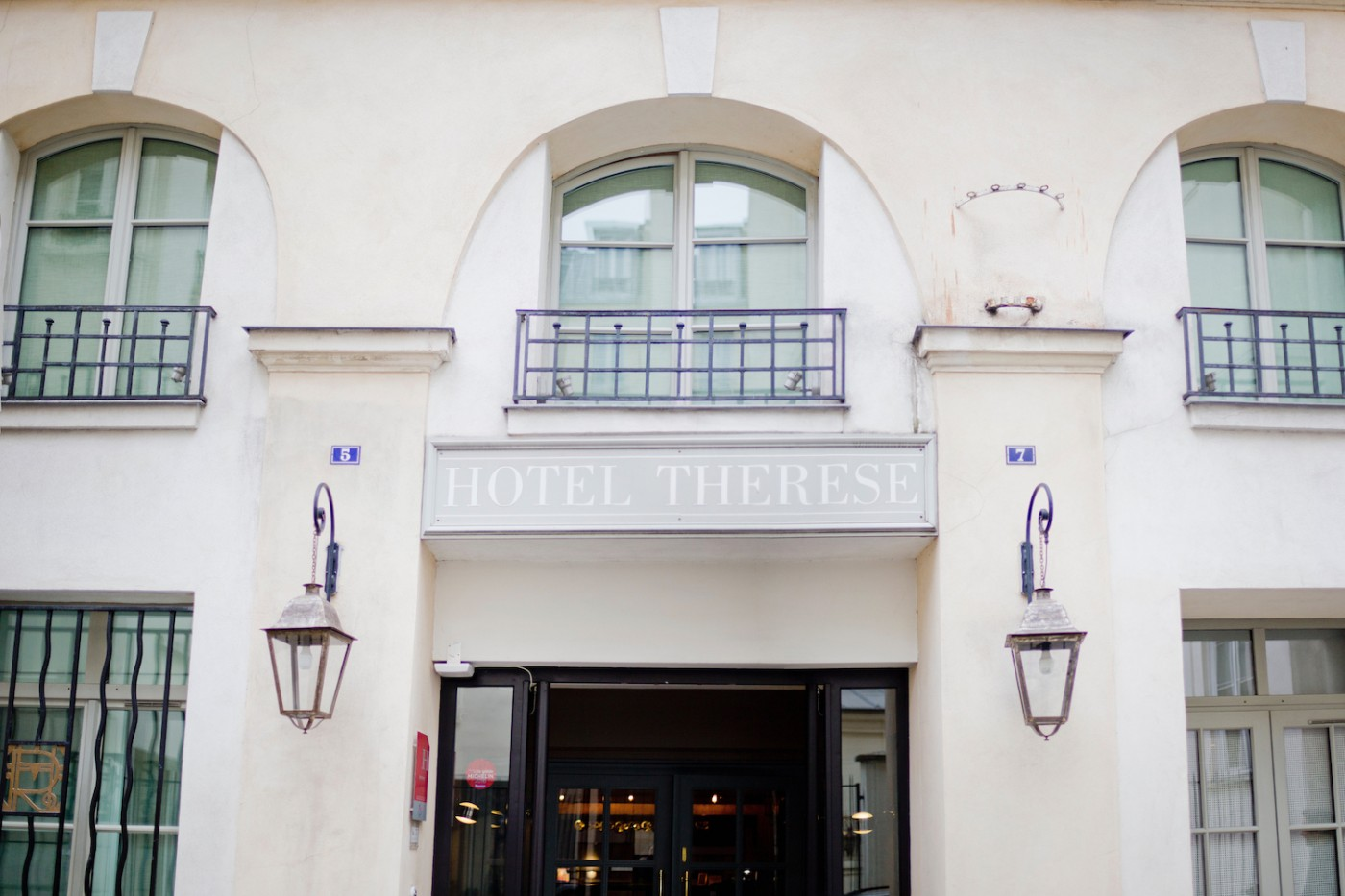 #thegoldenbunontour | Hotel Therese – Übernachten in <em>Paris</em>