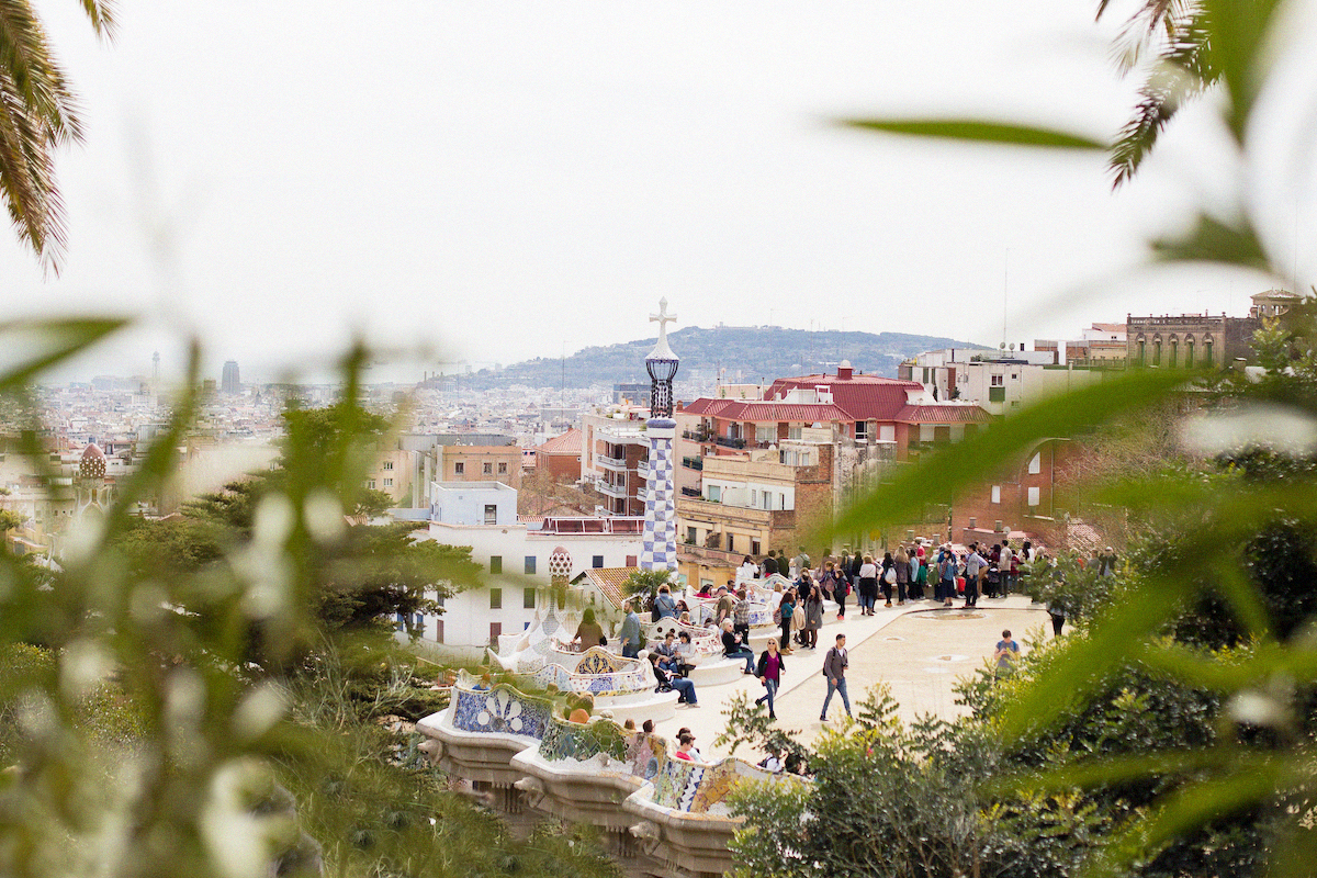 Parc Guell, non touristic things to do in Barcelona, Barcelona sightseeing, Barcelona, citytour Barcelona